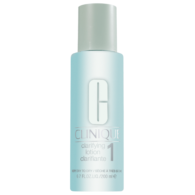 Clinique Clarifying Lotion 1 - Loção Esfoliante Facial 200ml