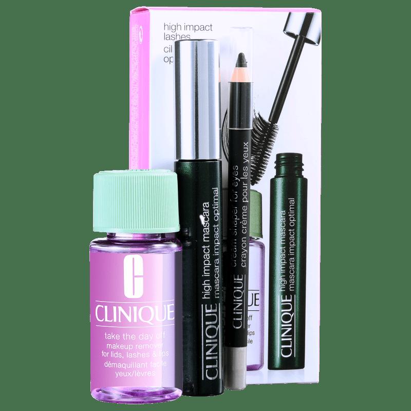 Clinique High Impact Lashes Kit (3 Produtos)