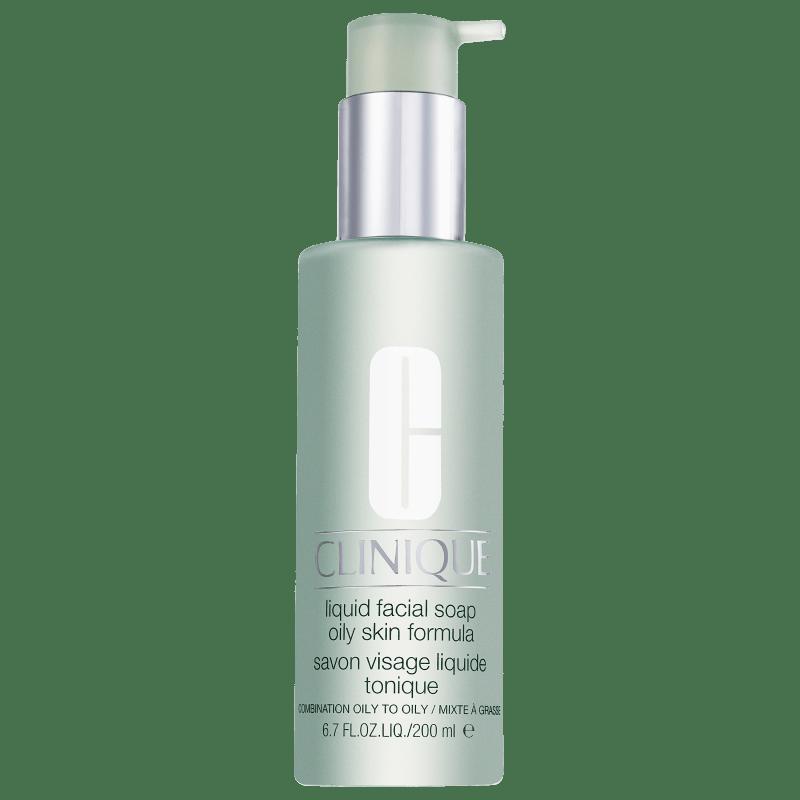Clinique Oily Skin Formula - Sabonete Líquido Facial 200ml