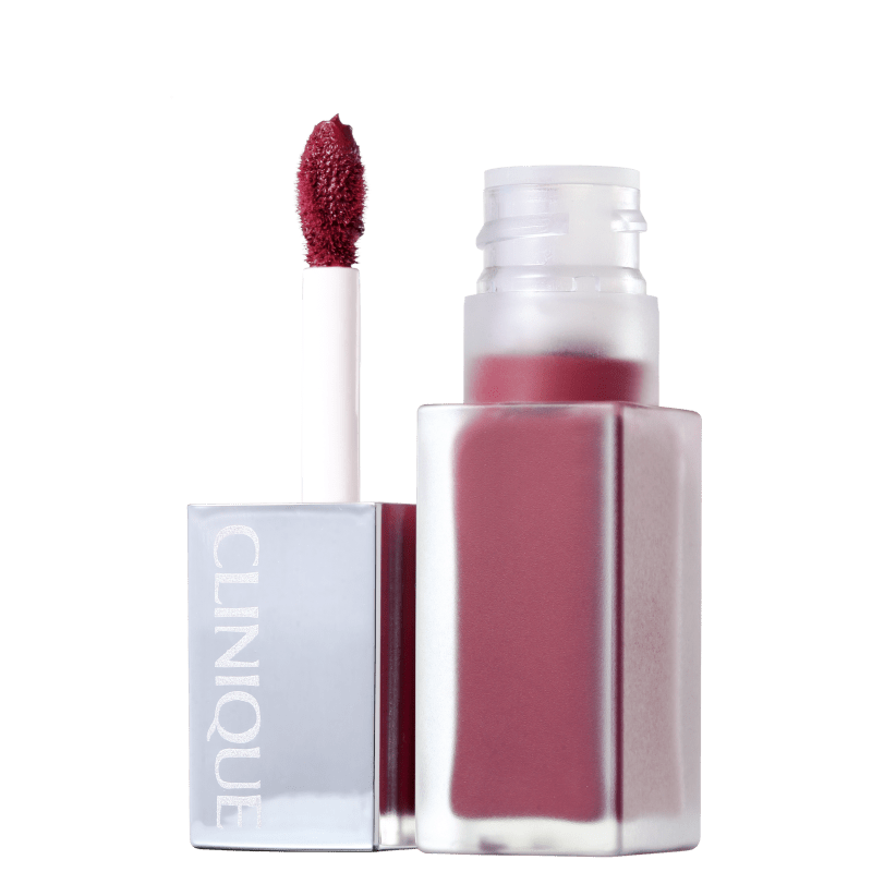 Clinique Pop Liquid Matte Lip Colour + Primer Boom Pop - Batom Líquido Matte 3,9ml