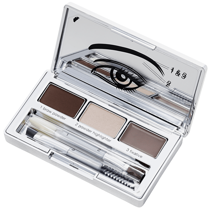 Clinique Pretty Easy Brow - Paleta de Sombras 6g