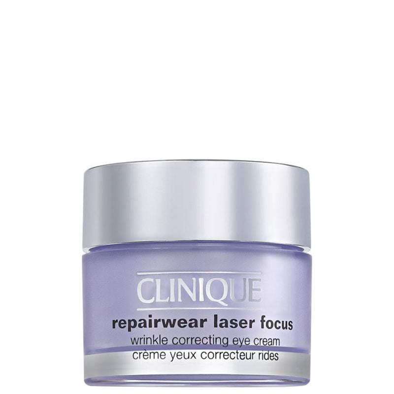 Clinique Repairwear Laser Focus Wrinkle Correcting - Creme para Área dos Olhos 15ml