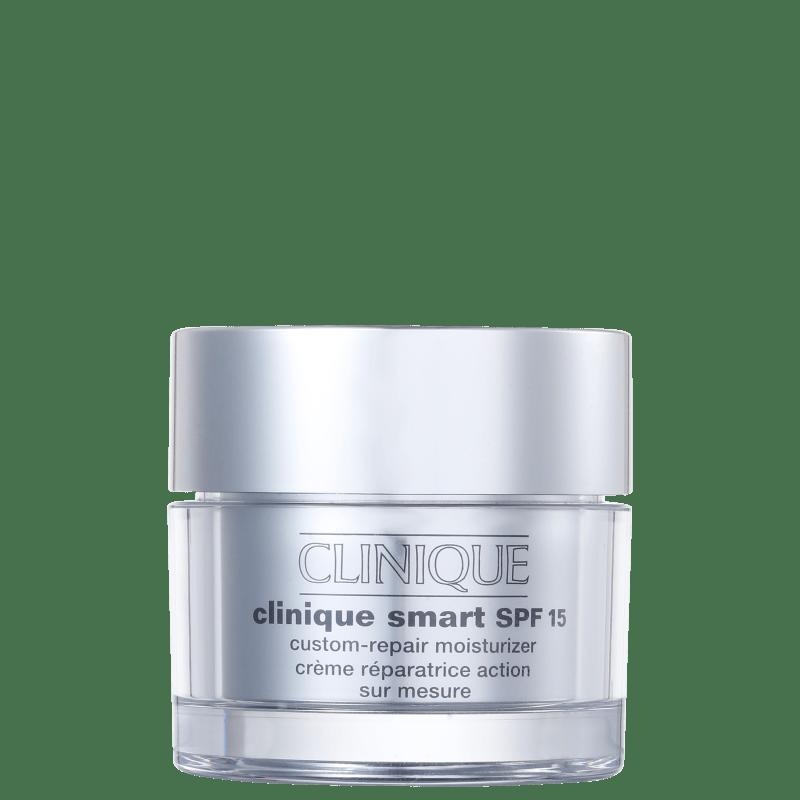 Clinique Smart Custom-Repair Moisturizer 3 e 4 FPS 15 - Hidratante Facial 50ml