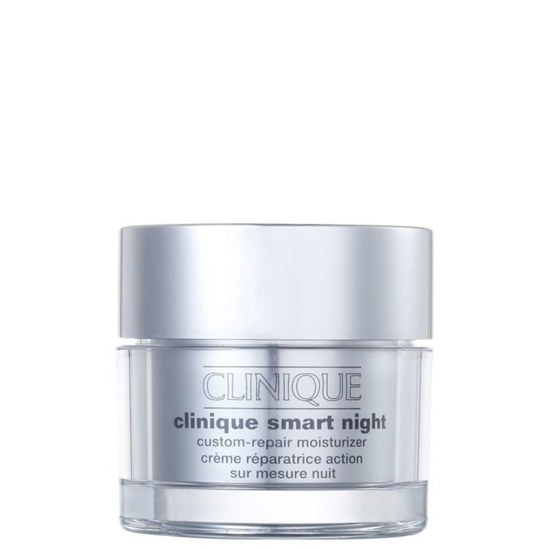 Clinique Smart Night Custom-repair Moisturizer Combination Oily To Oily - Anti-idade Noturno 50ml