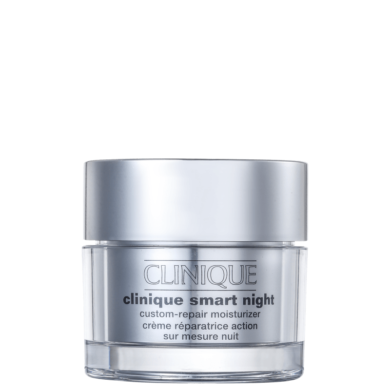 Clinique Smart Night Dry - Hidratante Anti-Idade Noturno 50ml