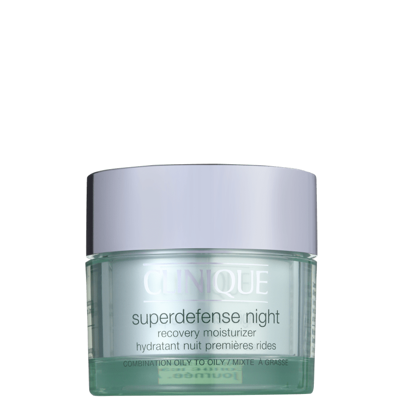 Clinique Superdefense Night 3 e 4 - Creme Anti-Idade Noturno 50ml