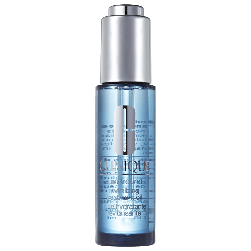 Clinique Turnaround Revitalizing - Óleo Hidratante Facial 30ml