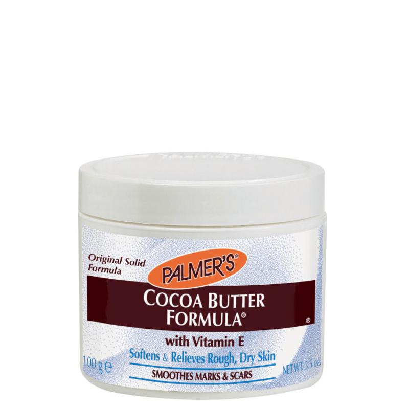 Palmer's Cocoa Butter Formula Solid Balm Softens Rough, Dry Skin - Bálsamo Hidratante - 100g
