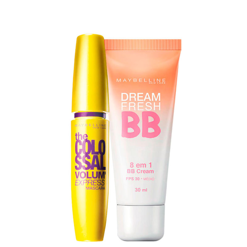 Kit Maybelline Colossal BB (2 produtos)