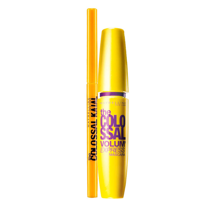 Kit Maybelline The Colossal Colossal Super (2 produtos)