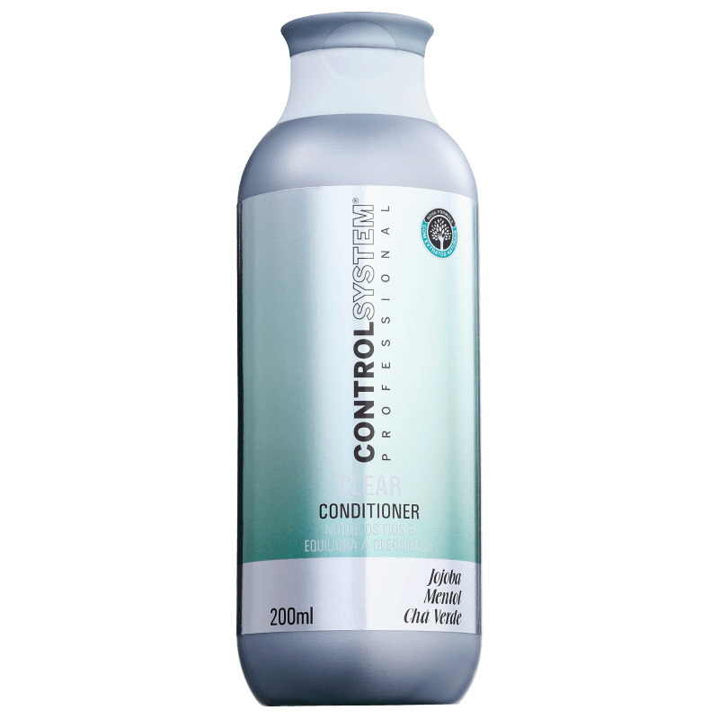 Control System Professional Clear Conditioner - Condicionador 200ml