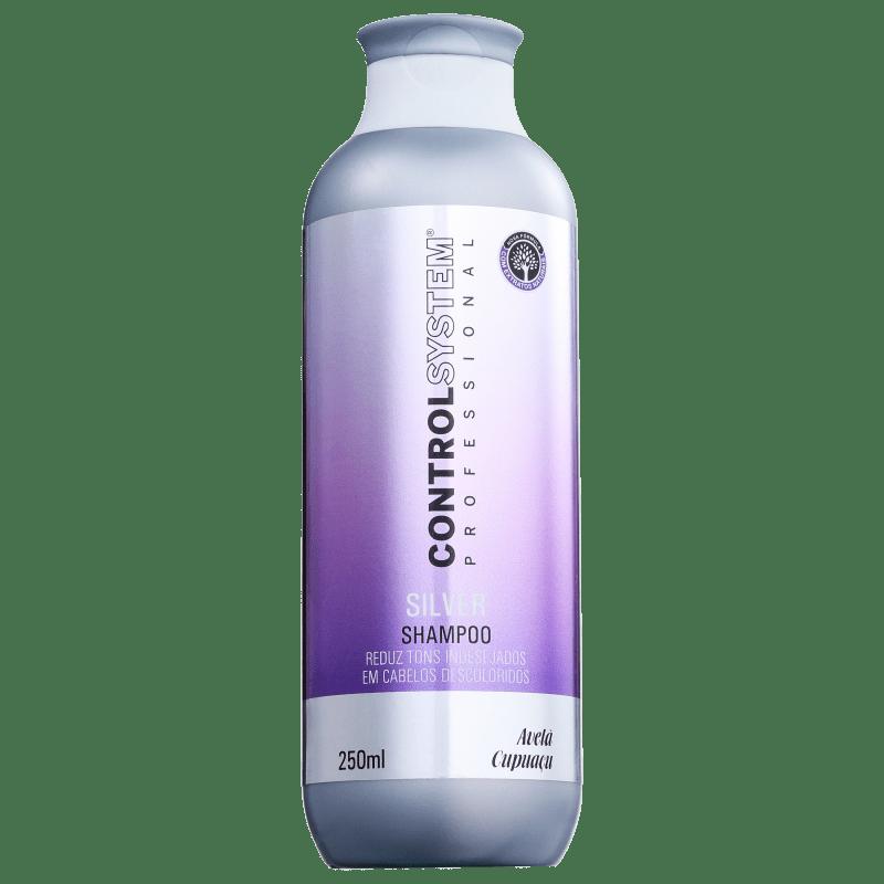 Control System Professional Silver - Shampoo 250ml