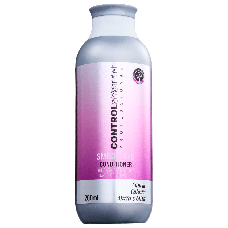 Control System Smoothing - Condicionador 200ml