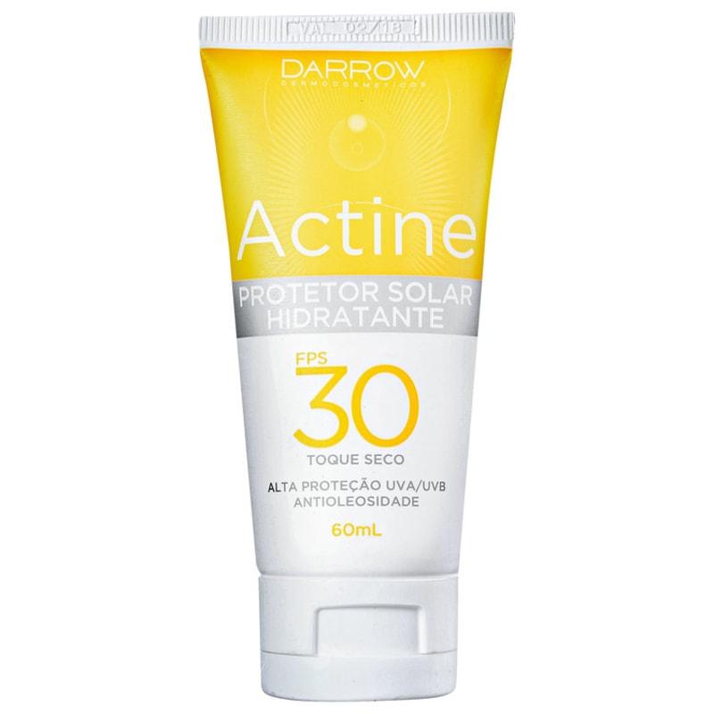 Darrow Actine FPS 30 - Protetor Solar Facial 60ml