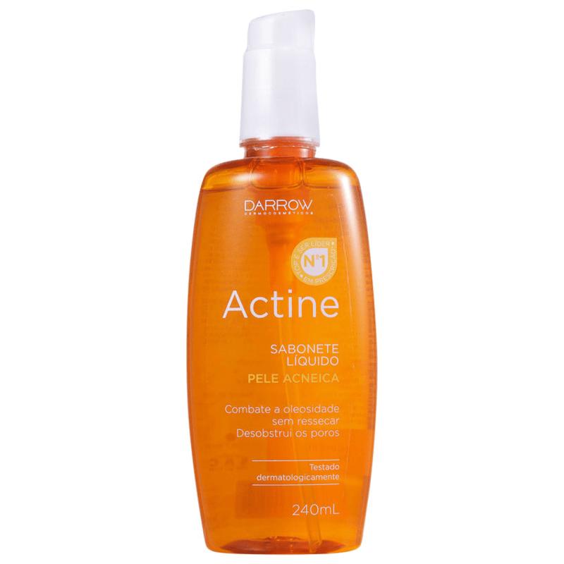 Darrow Actine Pele Acneica - Sabonete Líquido Facial 240ml