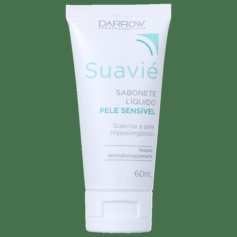 Darrow Suavié Pele Sensível - Sabonete Líquido Facial 60ml