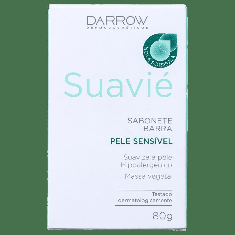 Darrow Suavié - Sabonete em Barra Facial 80g