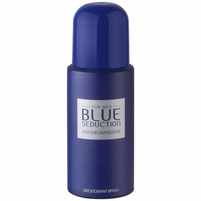 Antonio Banderas Desodorante Blue Seduction 150ml Ns