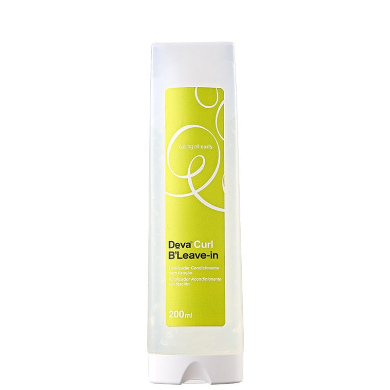 Deva Curl B´Leave-in - Finalizador Condicionante 200ml