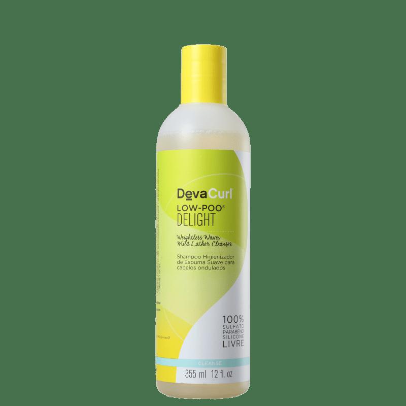 Deva Curl Low Poo Deligh - Shampoo 355ml