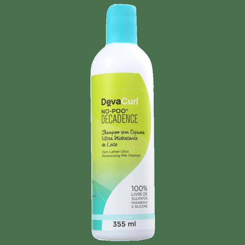 Deva Curl No Poo Decadence - Shampoo Sem Espuma 355ml