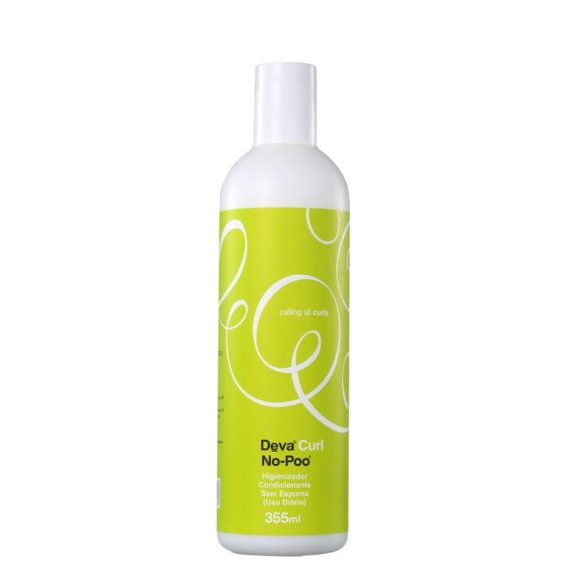 Deva Curl No-Poo - Shampoo Cremoso 355ml