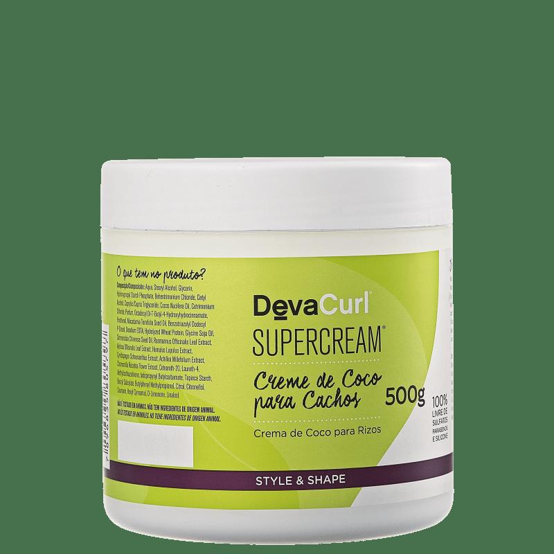 Deva Curl Supercream - Creme Modelador 500g