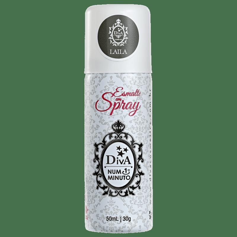 Diva Cosmetics Laila - Esmalte em Spray Perolado 50ml