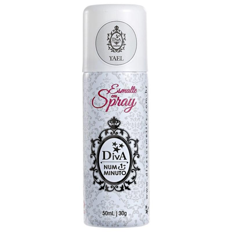 Diva Cosmetics Yael - Esmalte em Spray Perolado 50ml