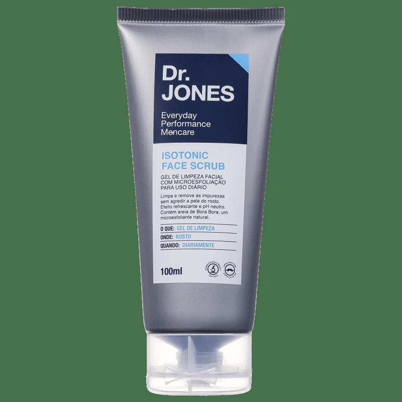 Dr. Jones Isotonic Face Scrub - Sabonete Esfoliante 100ml