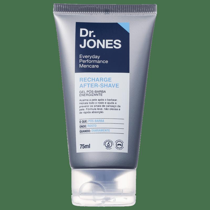 Dr. Jones Recharge After-Shave - Gel Pós-Barba 75ml