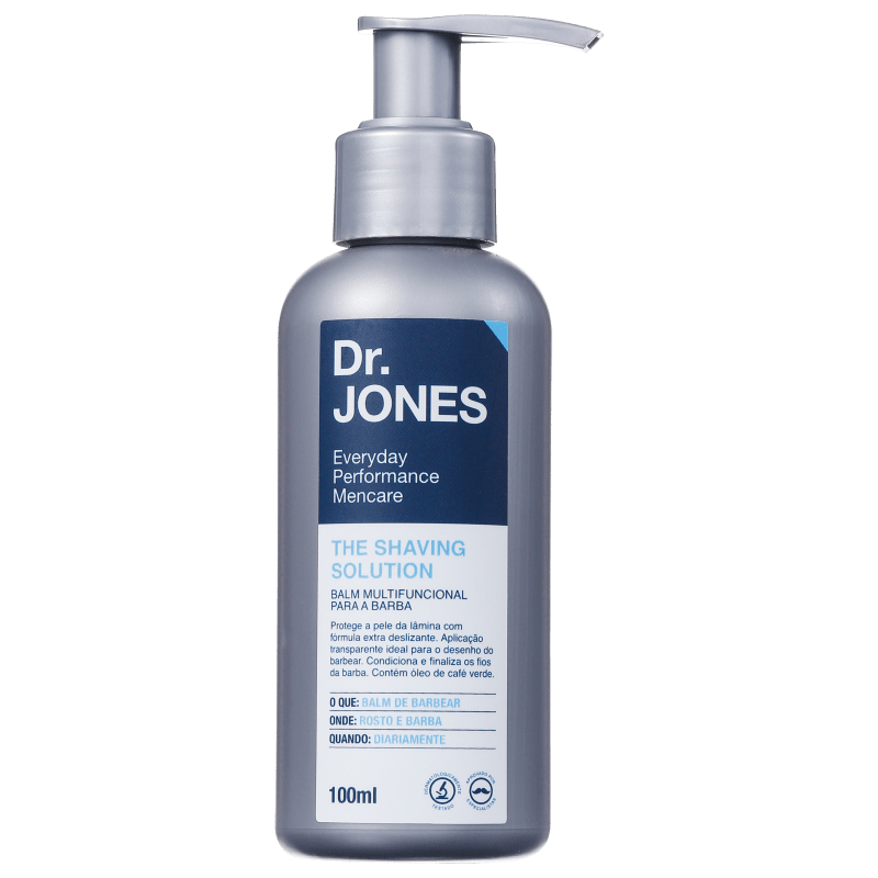 Dr. Jones The Shaving Solution - Bálsamo para Barba 100ml