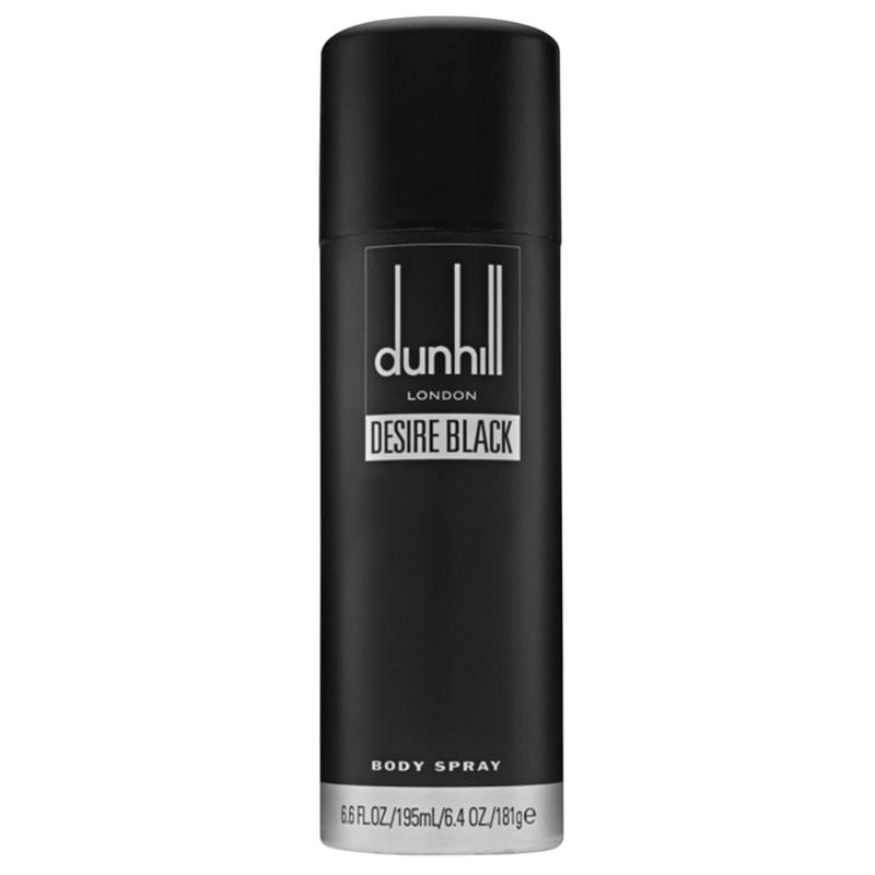 Dunhill Desire Black - Desodorante Spray Masculino 215ml