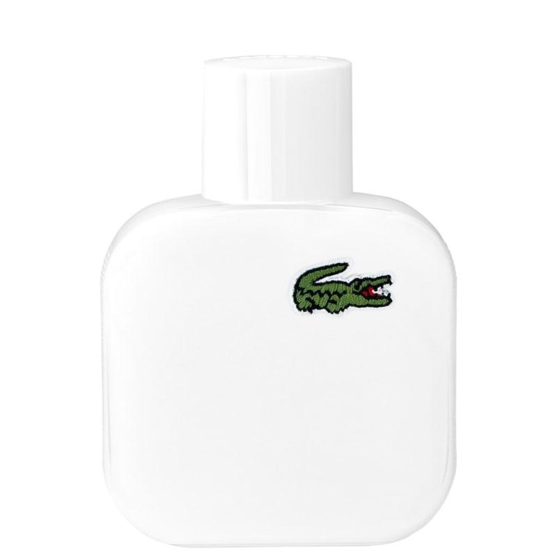 L.12.12 Blanc Lacoste Eau de Toilette - Perfume Masculino 50ml