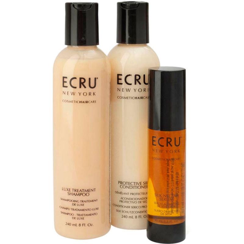 Ecru New York Luxe Protective Nectar Kit (3 Produtos)