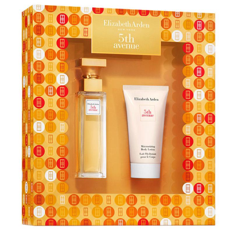 Conjunto 5th Avenue Elizabeth Arden Feminino - Eau de Parfum 30ml + Loção 50ml