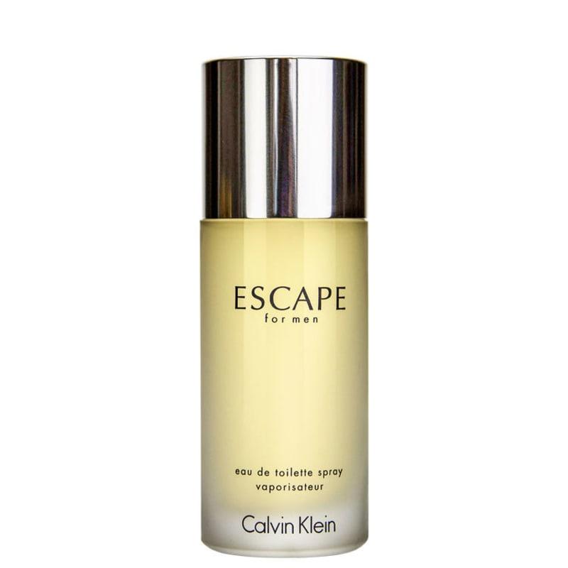 Escape For Men Calvin Klein Eau de Toilette - Perfume Masculino 50ml