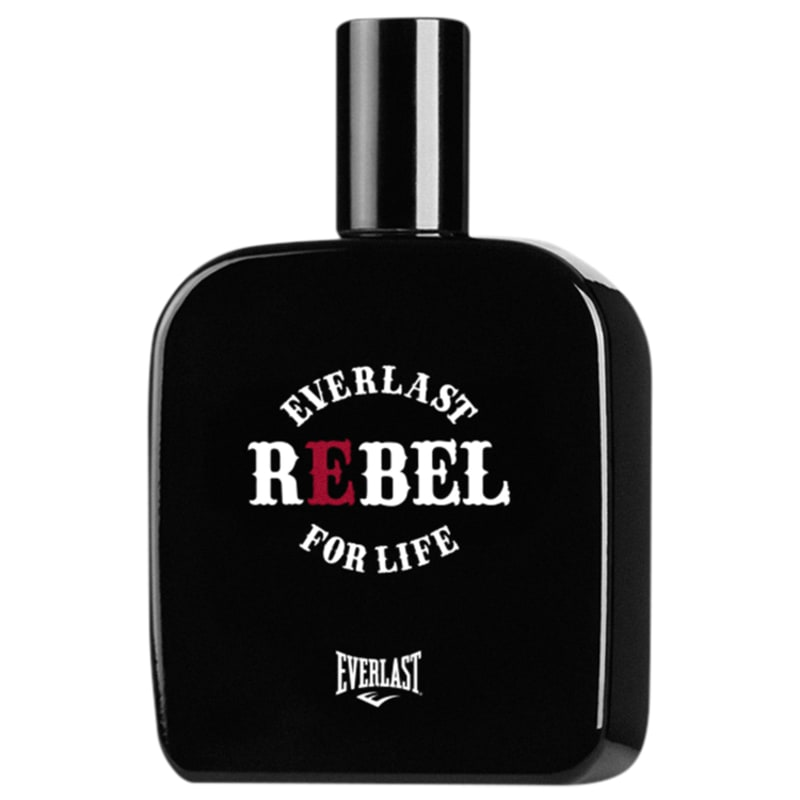 Everlast Rebel For Life Eau de Cologne - Perfume Masculino 50ml
