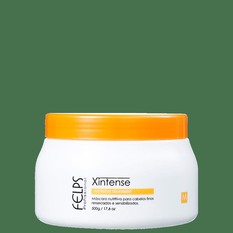 Felps Profissional XIntense Nutritive Treatment - Máscara de Tratamento 500g