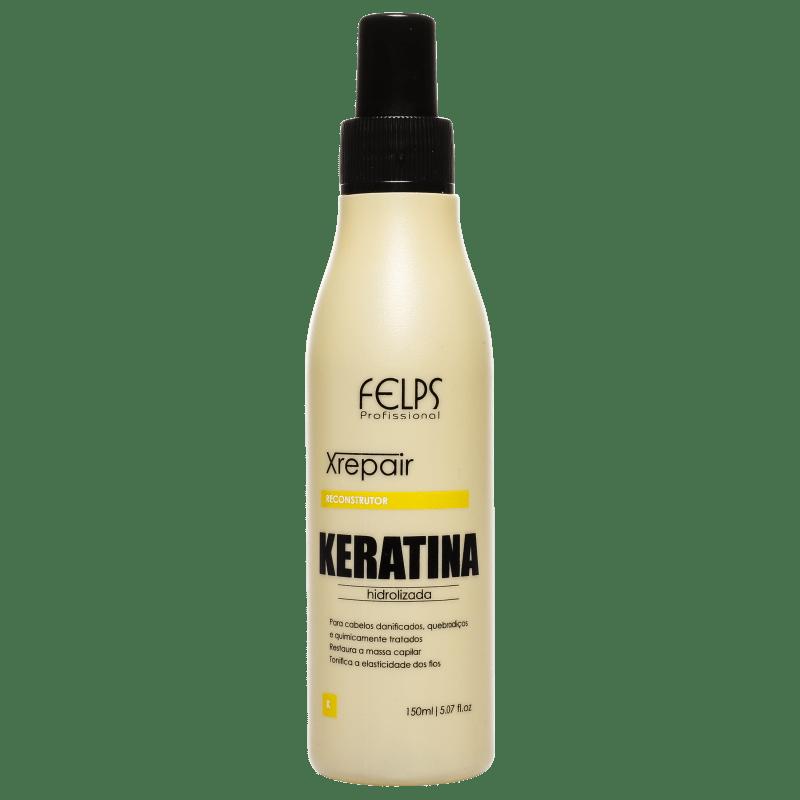Felps Profissional XRepair Keratina Hidrolizada - Tratamento Reconstrutor 150ml