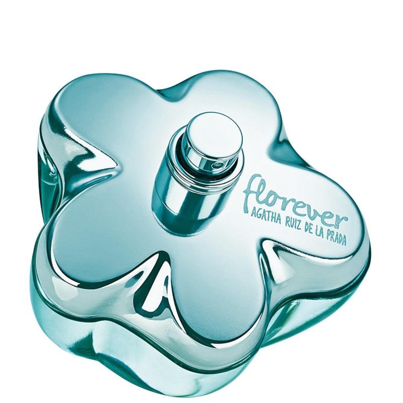 Florever Agatha Ruiz de La Prada Eau de Toilette - Perfume Feminino 80ml