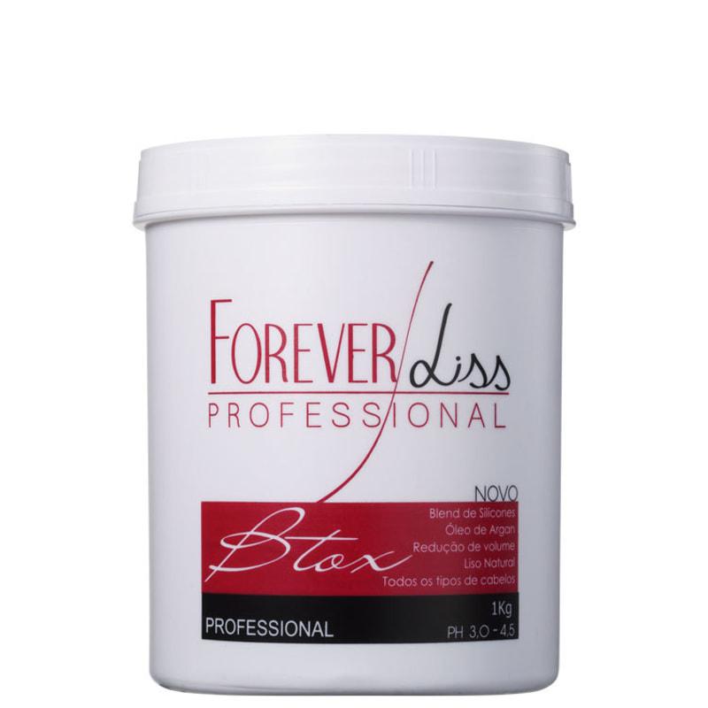 Forever Liss Professional Btox - Redutor de Volume 1000g