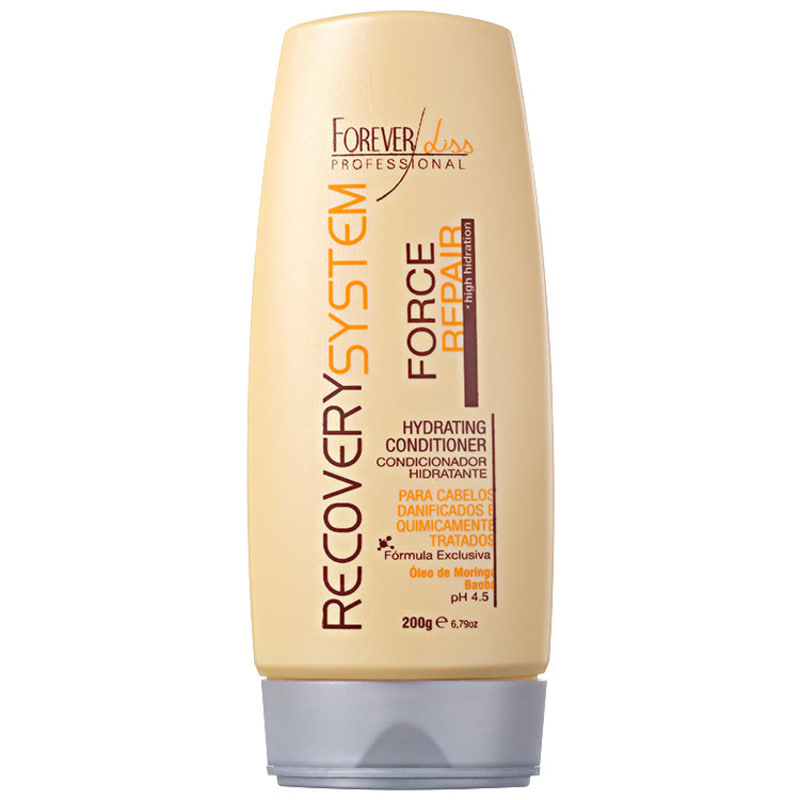 Forever Liss Professional Force Repair - Condicionador 200g