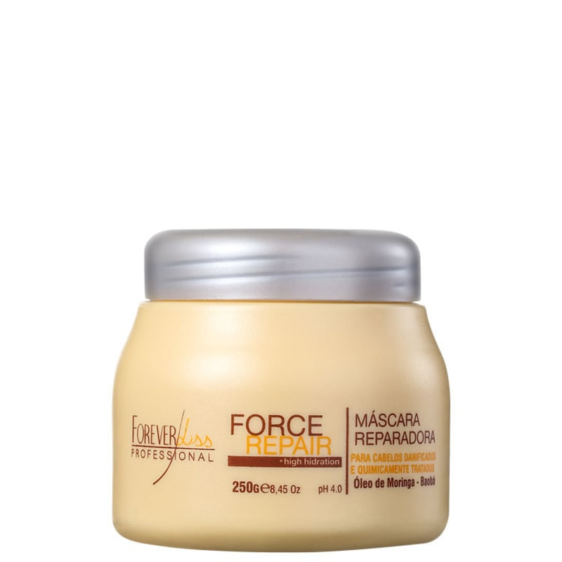 Forever Liss Professional Force Repair - Máscara 250g