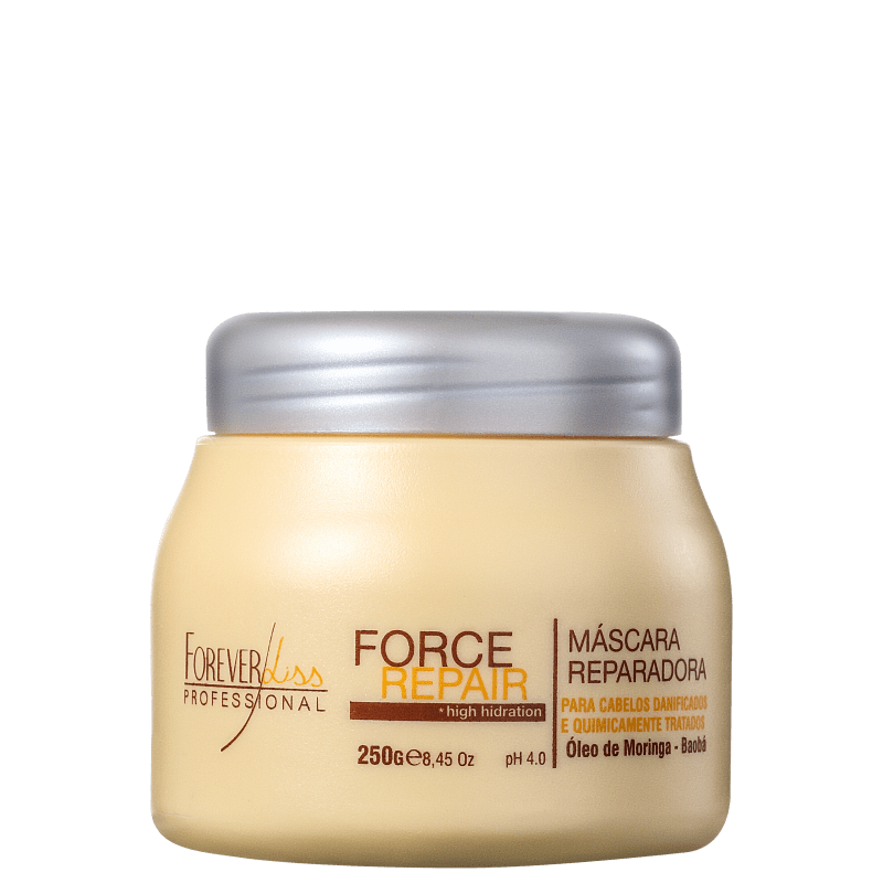 Forever Liss Professional Force Repair - Máscara Capilar 250g