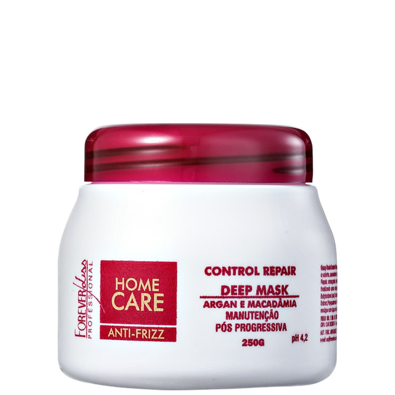 Forever Liss Professional Home Care Anti-Frizz - Máscara 250g