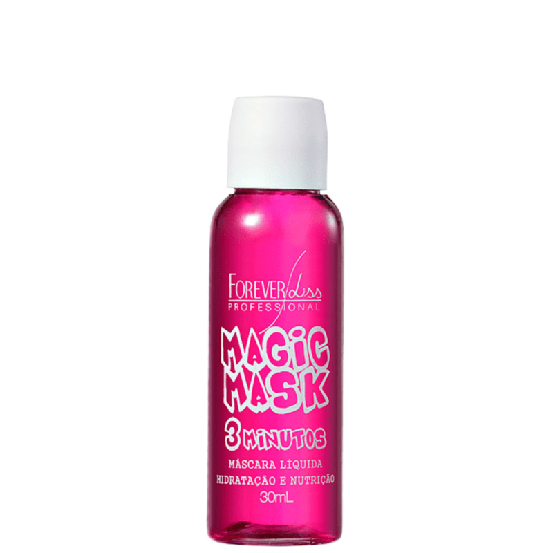 Forever Liss Professional Magic Mask - Máscara Líquida 30ml
