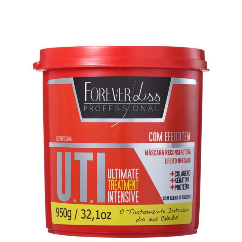 Forever Liss Professional UTI Liso Profissional - Máscara de Tratamento 950g