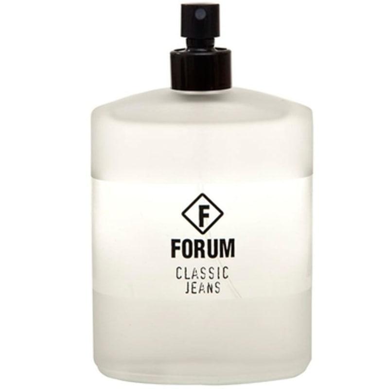 Forum Classic Jeans Eau de Toilette - Perfume Unissex 50ml