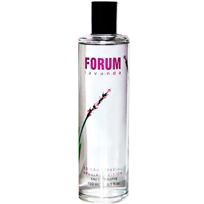 Forum Lavanda Eau de Toilette - Perfume Feminino 150ml
